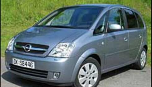Opel Meriva 1.6.