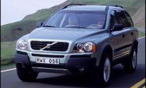 UTVIDER: Volvo har allerede XC90. I 2006 kommer sannsynligvis en mindre og billigere S40/V50-basert SUV.