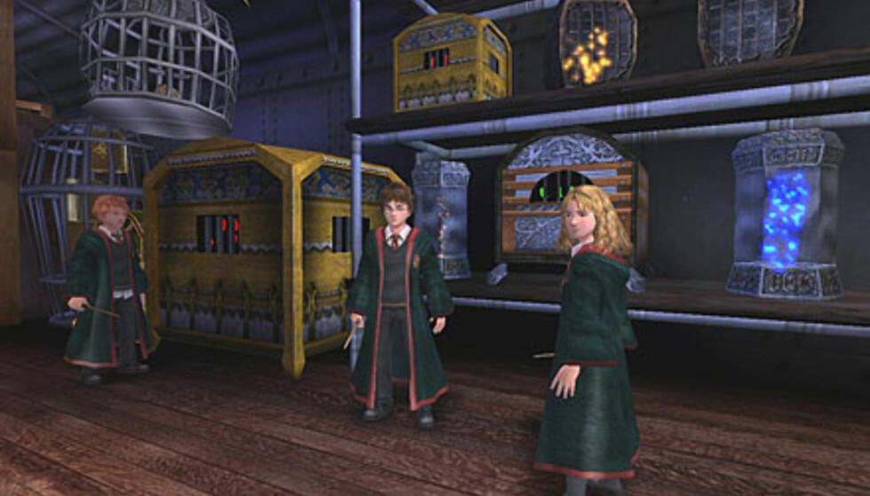 Nytt Harry Potter-spill på vei