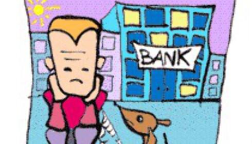 TEST: Lurt av banken?