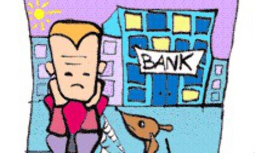 image: TEST: Lurt av banken?