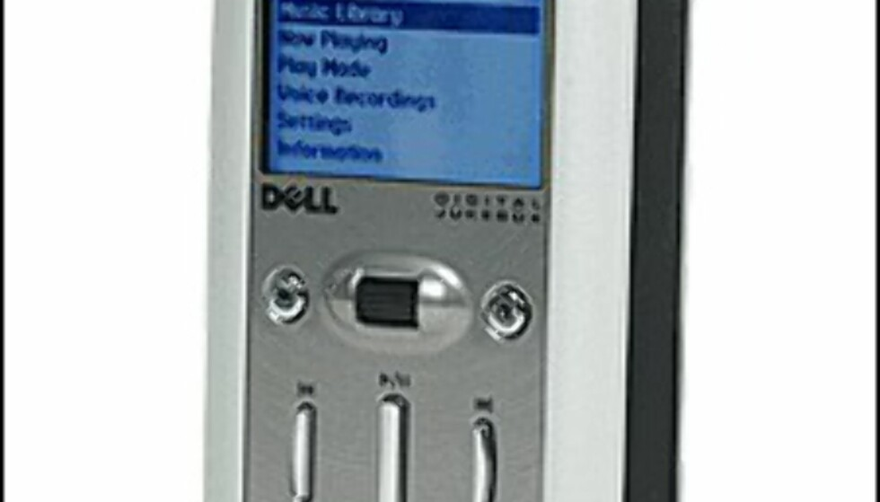 Dell Digital Jukebox DJ.