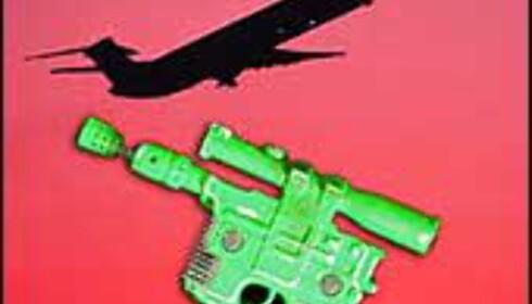 Marsipan ligner sprengstoff og lekepistoler kan være truende.