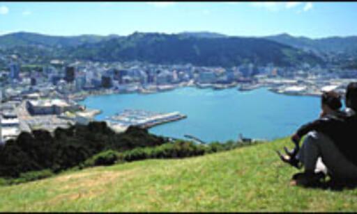 Studioinnspillingene ble gjort i Wellington, og opptakene fra Bri er gjort like utenfor den newzealandske hovedstaden. Foto: Centre Stage of New Zealand Foto: Foto: Centre Stage of New Zealand