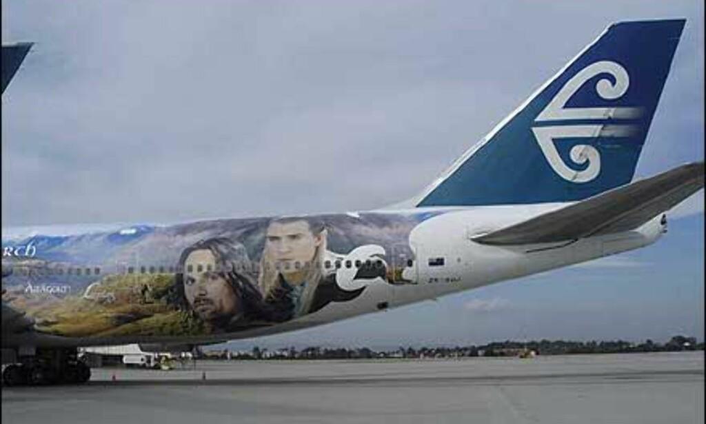 Foto: Air New Zealand