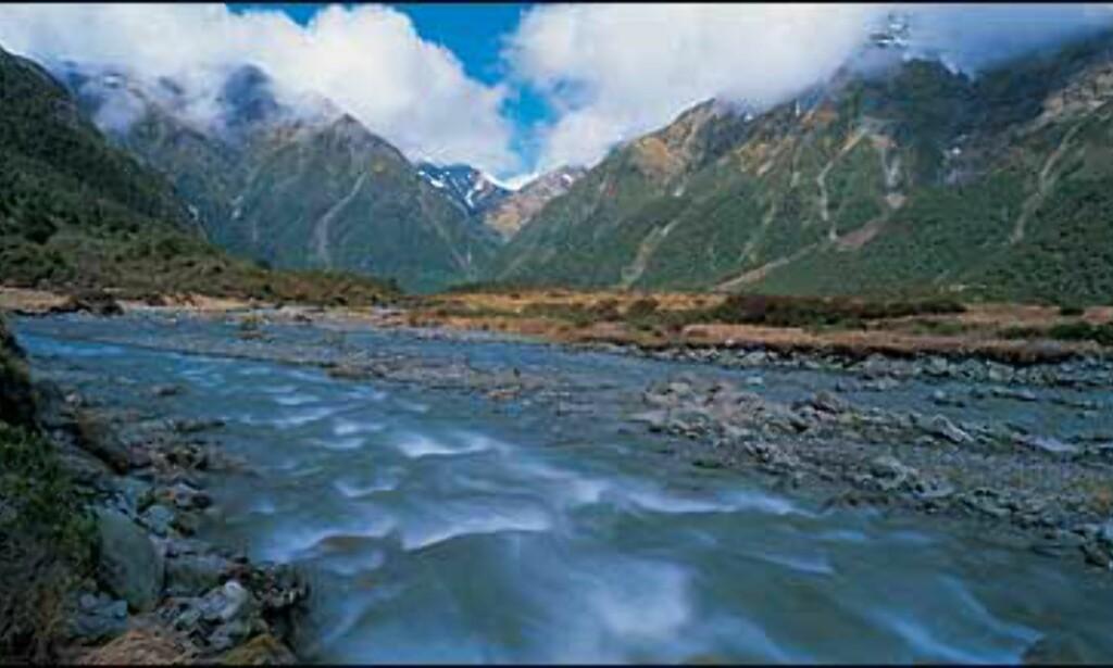 Foto: Gilbert van Reenen/Tourism New Zealand Foto: Gilbert van Reenen/Tourism New Zealand