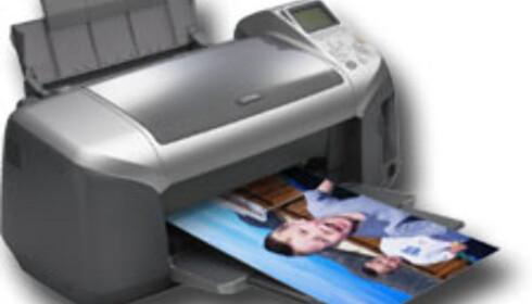 Epson nyheter for foto og multifunksjon