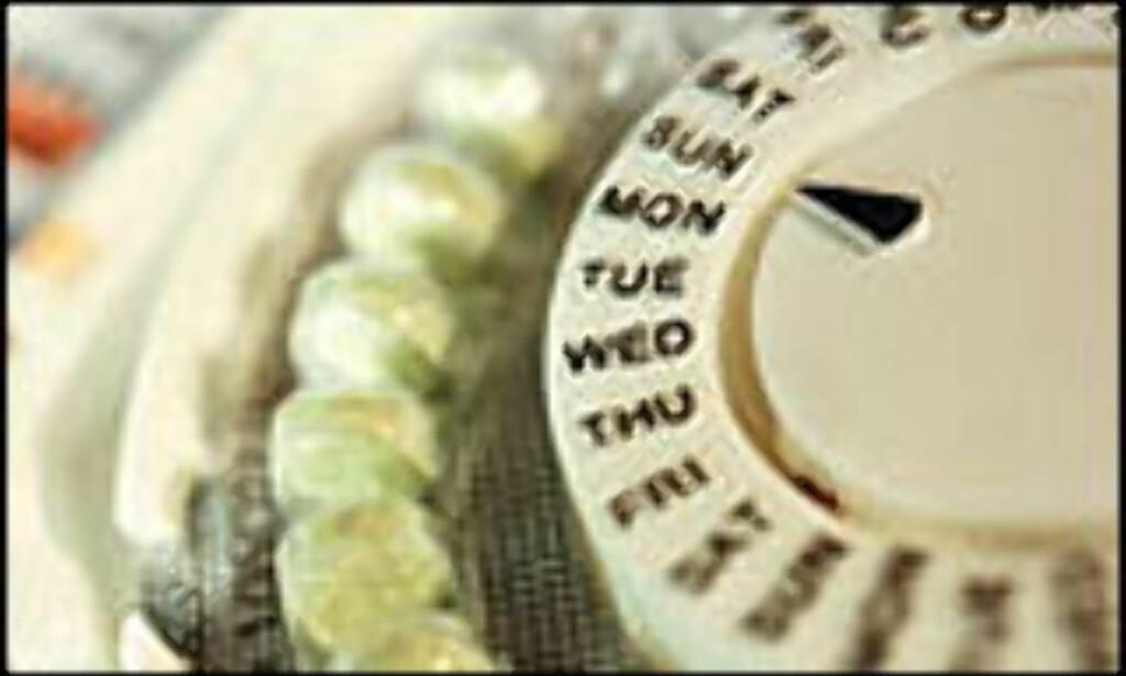 P-piller er en risikofaktor.