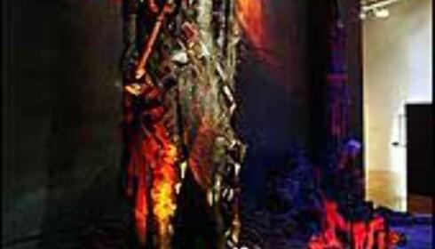 Den onde Sauron. © 2003 NLC