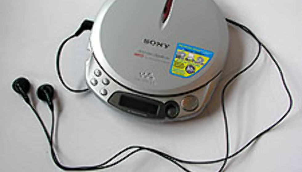 Sony CD Walkman D-NE511