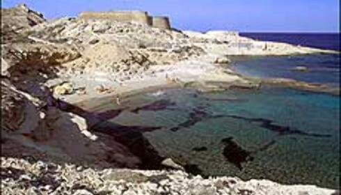 Strendene i Cabo de Gata har rykte på seg å være Spanias aller vakreste. Foto: www.photito.com/ Spencer Montero