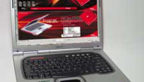 Acer Ferrari 3000