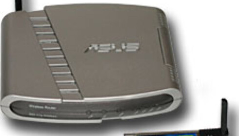 Asus WL-500g