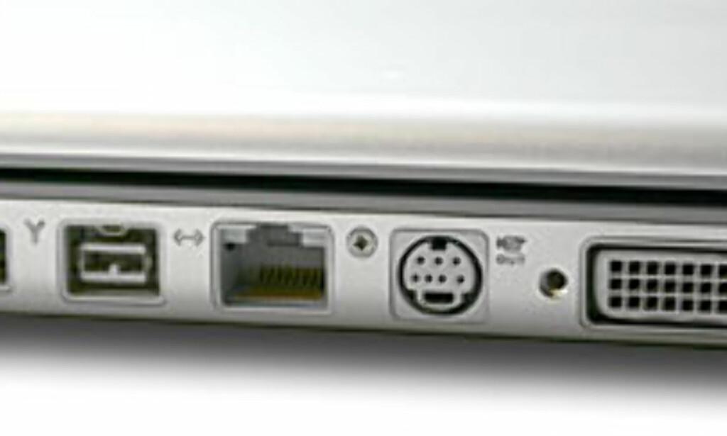 "image: Apple Powerbook 17""  - stiligere bærbar finnes ikke"