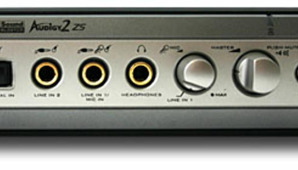Audigy 2 ZS Platinum Pro