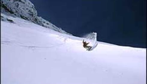 Snowboard i Sierra Nevada. Foto: Alberto Caballero/Sierra Nevada Foto: Alberto Caballero/Sierra Nevada
