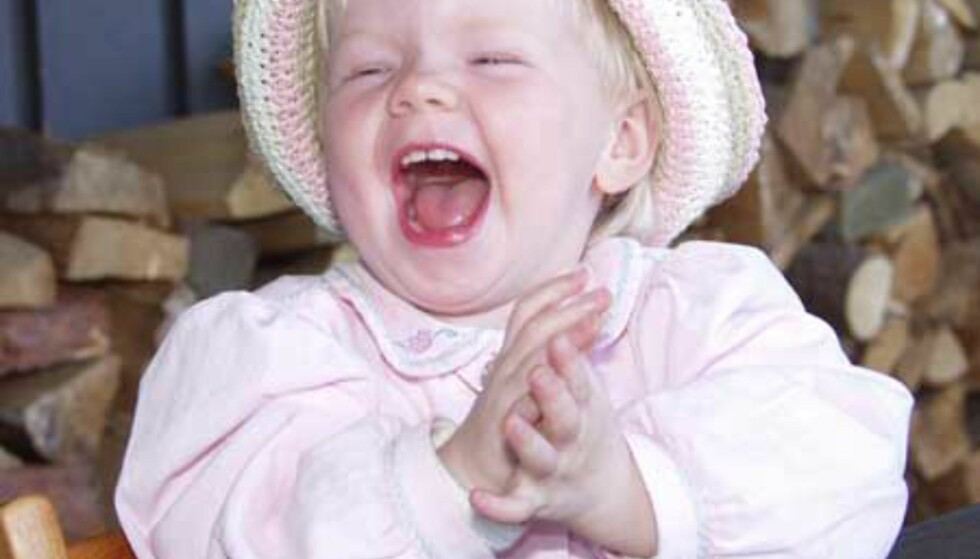 5. Latter og smil