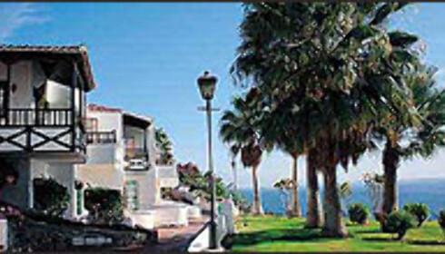 Hotel Jardin Tecina på La Gomera.  Foto: Hoteljardintecina.com Foto: Hoteljardintecina.com