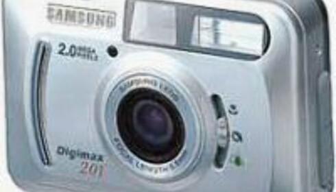 Samsung Digimax 201