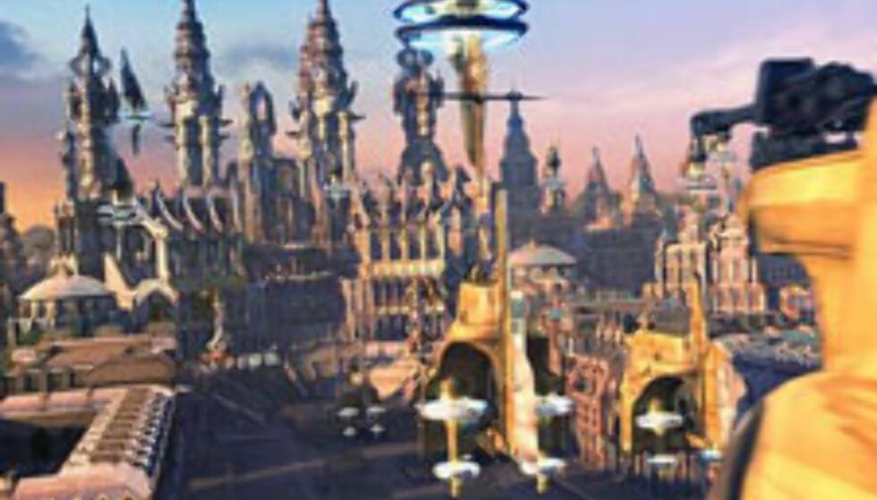 Slik blir Final Fantasy XII