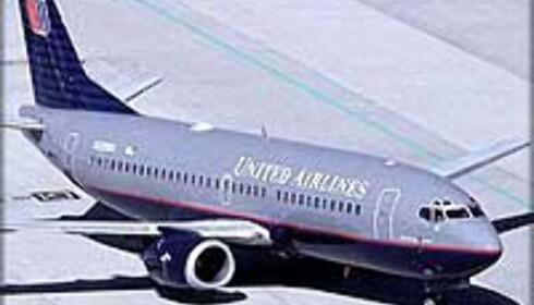 Flyselskapet United får sitt pass påskrevet i denne historien.