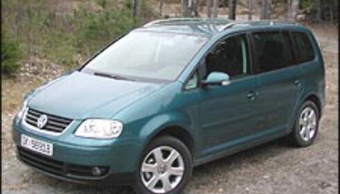VINNEREN: Volkswagen Touran