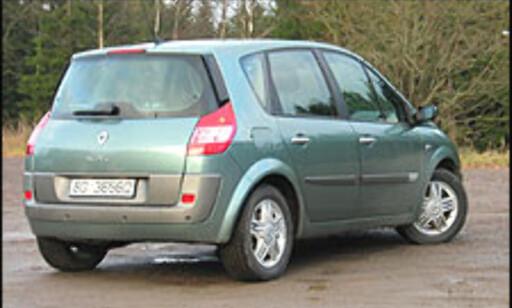 image: 2. Renault Scenic: Fremtidsbilen