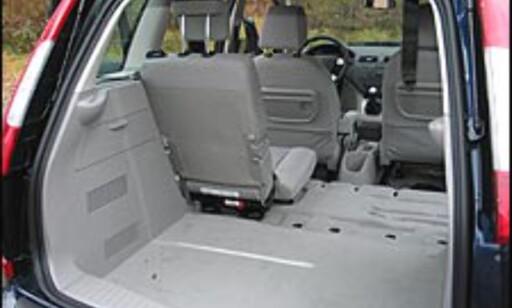 image: 4. Ford Focus C-Max: Kjørebilen
