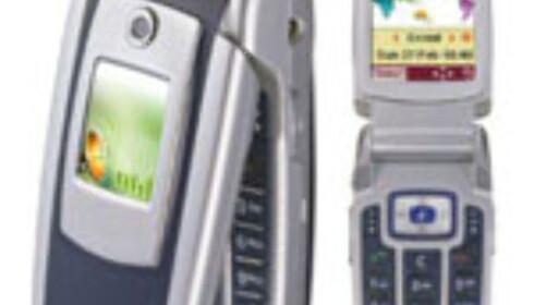 Samsung E700.