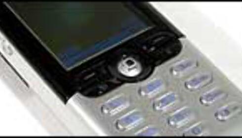 Sony Ericsson T610.