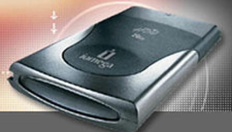 Iomega lanserer kombinert USB 2.0/nettverksdisk