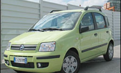 "image: Fiat Panda ""Årets bil 2004"""