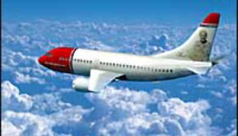 Norwegian vinner vår pristest mellom Oslo og Bergen. Foto: Norwegian