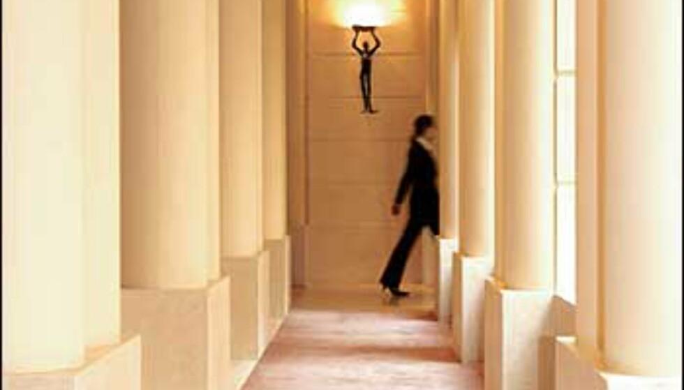 Park Hyatt Paris-Vendome berømmes for sine fellesområder.