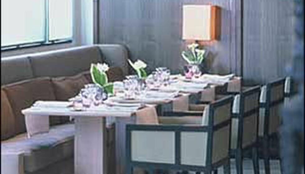 Hotel Montalembert la standarden for senere designhoteller.