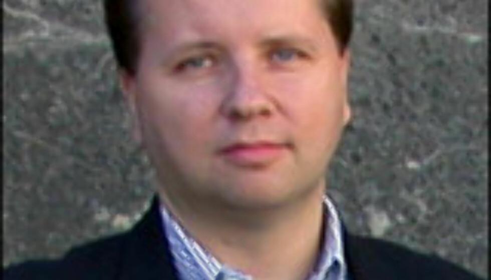 Bernhard A. Steen er ansvarlig redaktør i DinSide