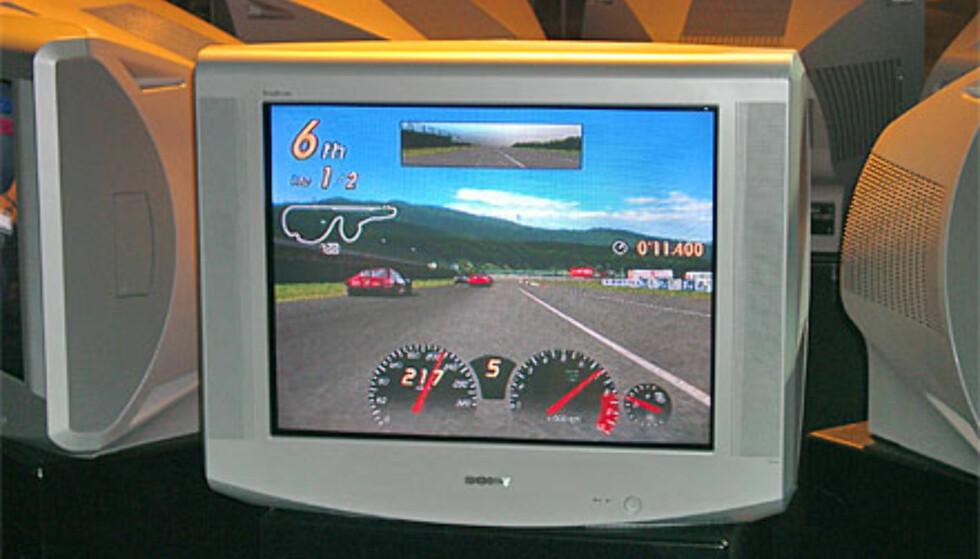 Spillet mange venter på: Gran Turismo 4