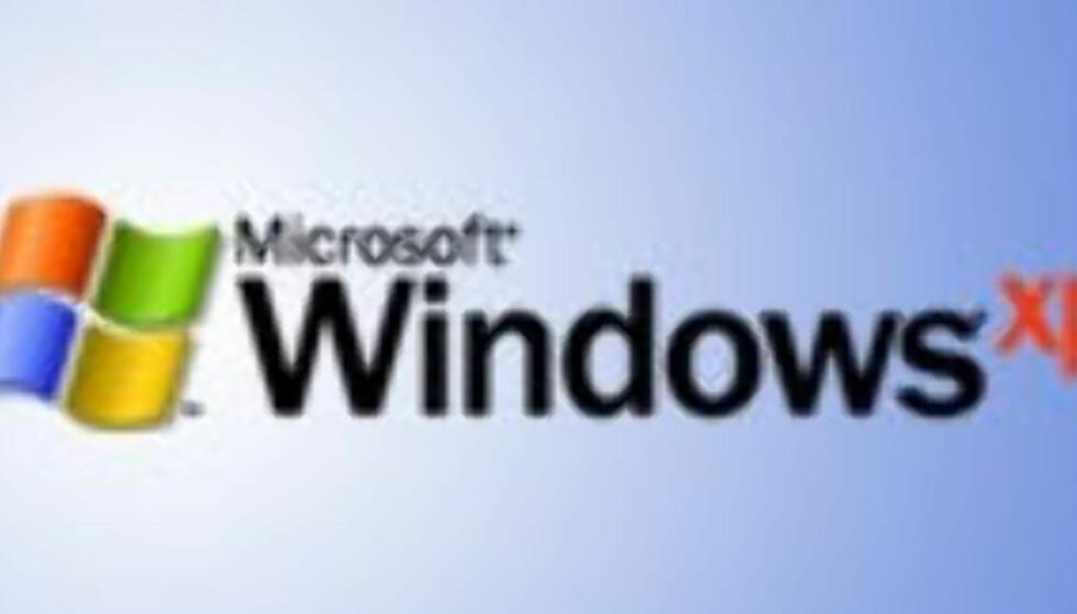 Oppdater XP med ett klikk