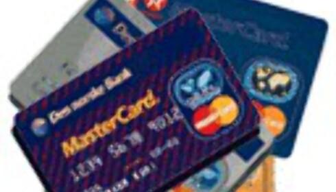 TEST: Kjenner du kredittkortene?