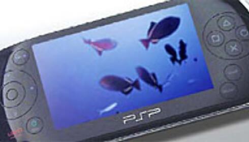 Slik blir bærbar PlayStation