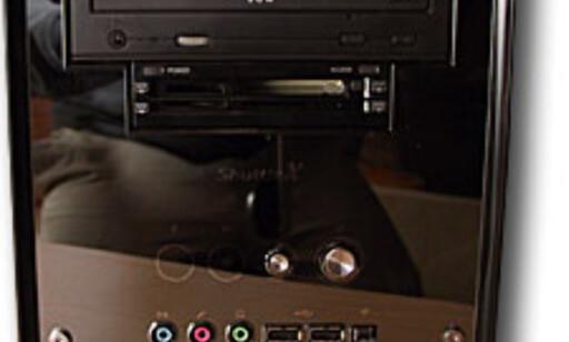 image: Shuttle RefleXion - luksus miniPC til stuebruk?
