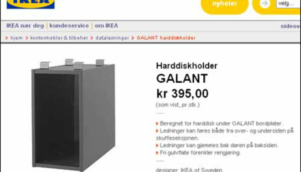 Begrepsforvirring hos IKEA