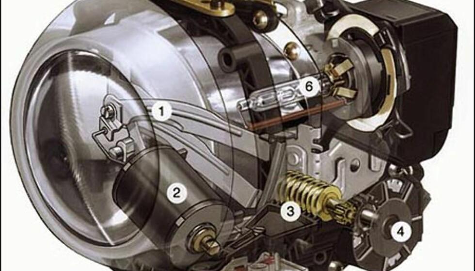 Avansert Opel-teknologi.