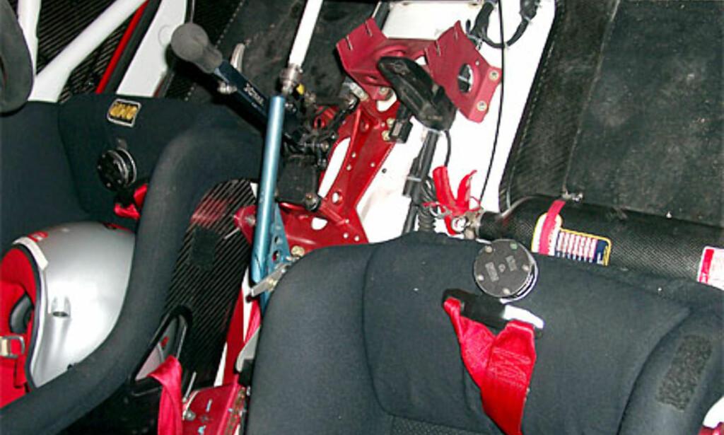 image: WRC3-lanseringen i bilder