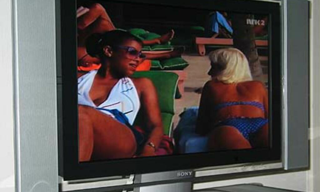 Miami Vice har sjelden vært bedre. Vises nå på NrK2