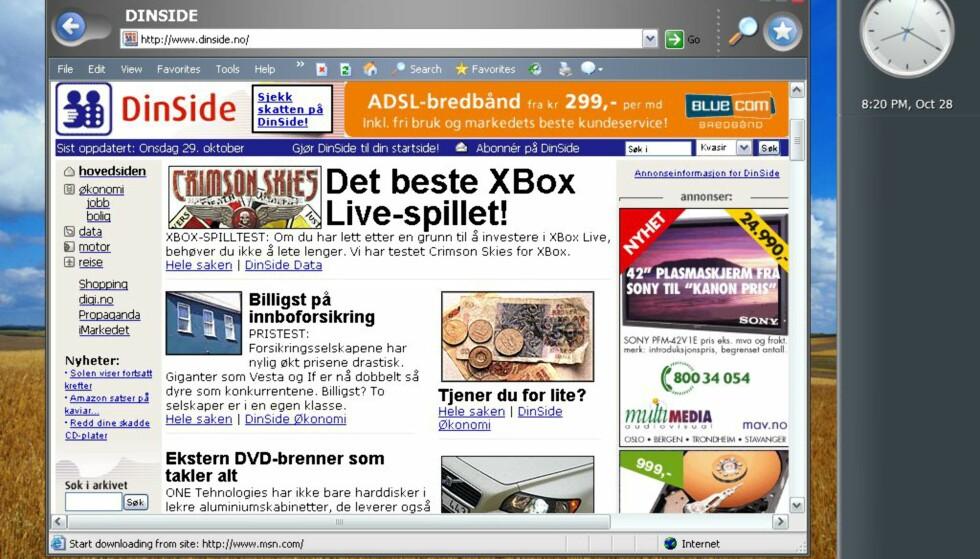 Internet Explorer har fått helt nytt hode, og vi er ikke helt sikre på om vi likte det veldig godt. Regn med forandringer før operativsystemet ligger i butikkhyllene!