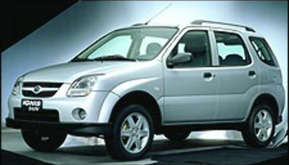Suzuki Ignis SUV