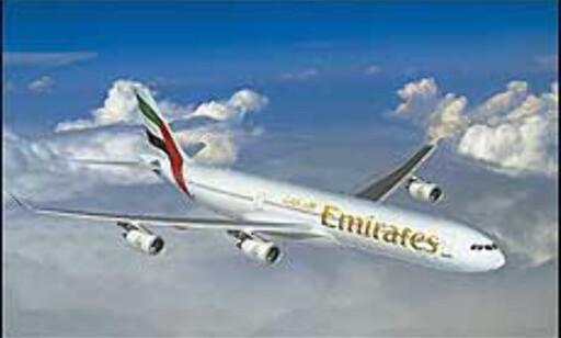 A340-500 - det flyet i verden med lengst rekkevidde.