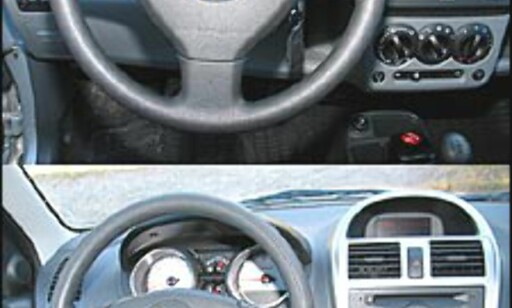 Subaru G3X Justy over, Suzuki Ignis SUV under.