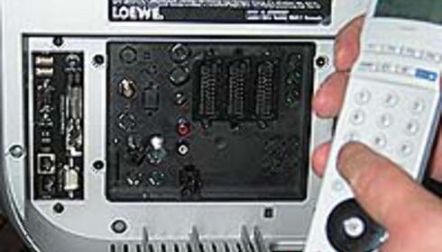 Framtidsrettede Loewe har gode utbyggingsmuligheter.